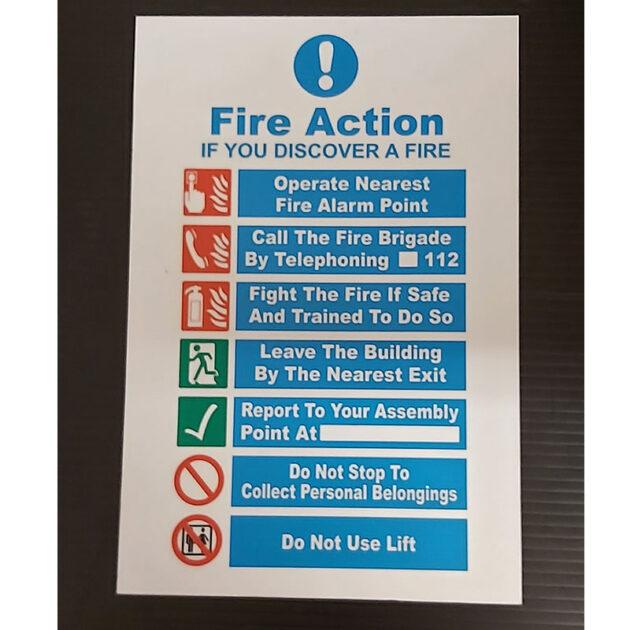 Foam PVC Sign | Printed Sign | Indoor Signage