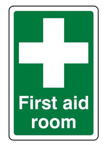 First Aid Signs Printed | Wicklow Print Company