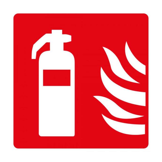 Fire Equipment Location Signage Health & Safety Devitt Print