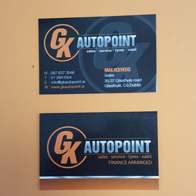 Business Cards Printed in Wicklow | Wicklow Printing